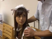 Japanese Lovely Sex Maid