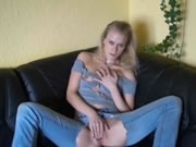 Blonde Hexe - Dirty Talk In Jeans