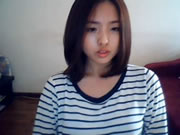 Korean Beautiful Teen Cute Girl On Webcam