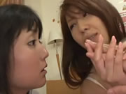 Japanese Not Stepmom Teaches Sex