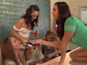Lesbian 5 Some Students Fuck Teacher