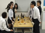 Japanese Office Group Sex